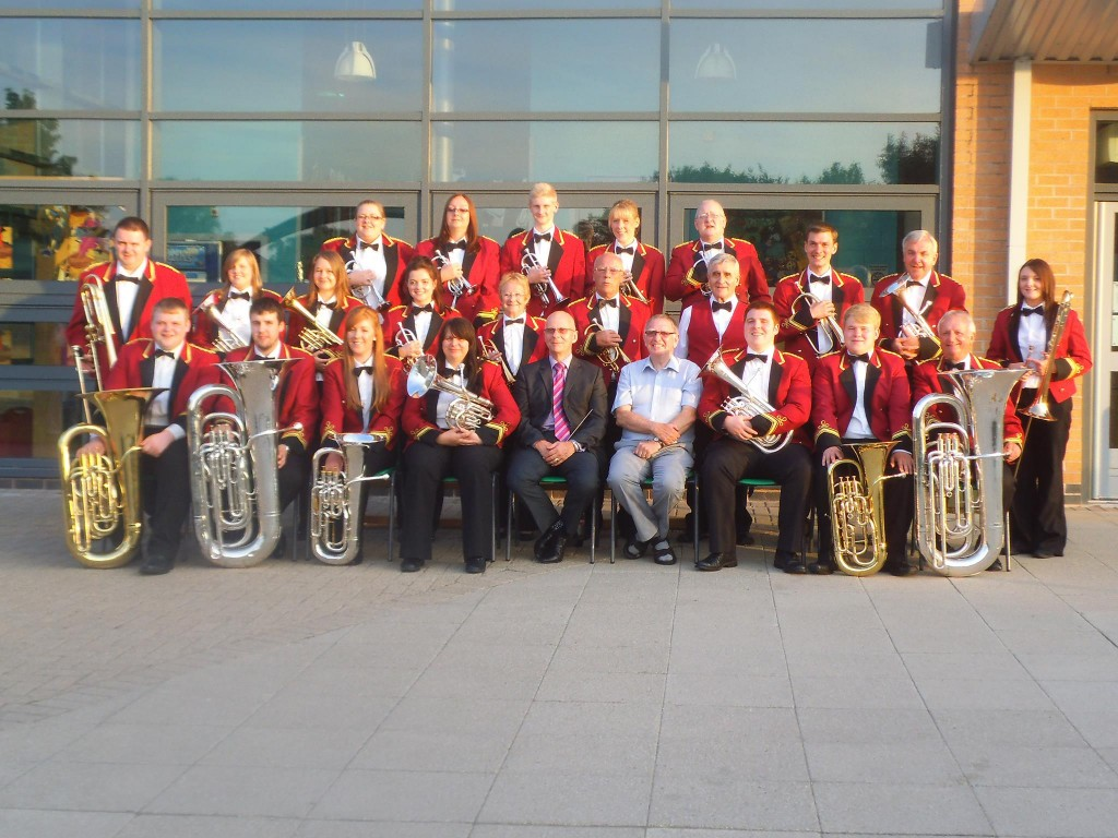 Middleton Band 2013