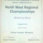 North West Regionals 2002