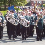 Whit Sunday Parade, Chadderton, 2002