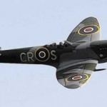 Spitfire Fly Over