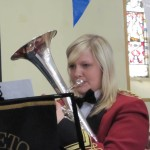 Angela Houghton playing &#039;Misty&#039;