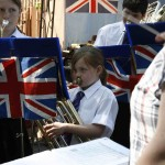 Middleton Youth Band Baitones