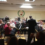 Middleton Band at Boarshurst Band Club