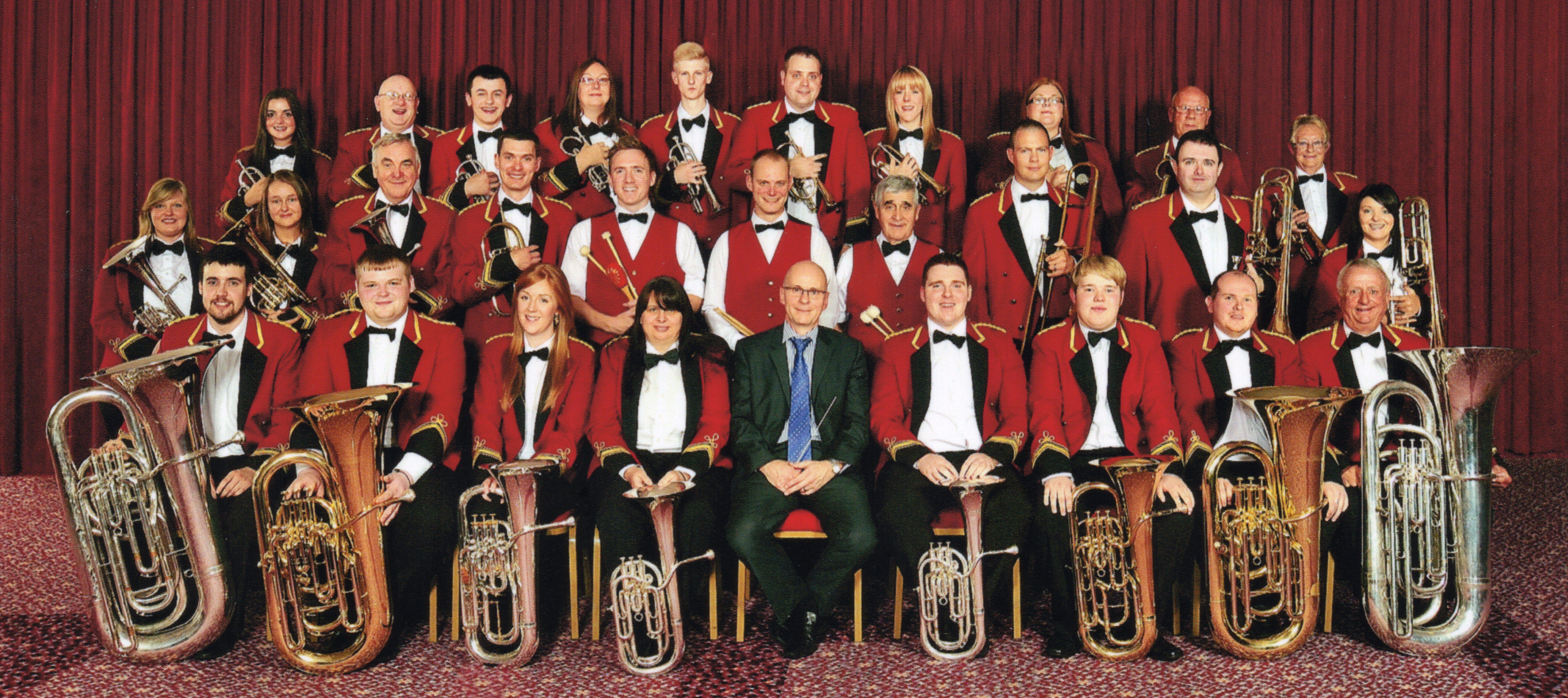 Band Pic Middleton Cricket Club Middleton