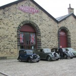 ELR 1940's classic cars at Bury Transport Museum