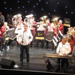 Middleton Band and the Houghton Weavers