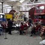 Middleton Band @ Bury Transport Museum