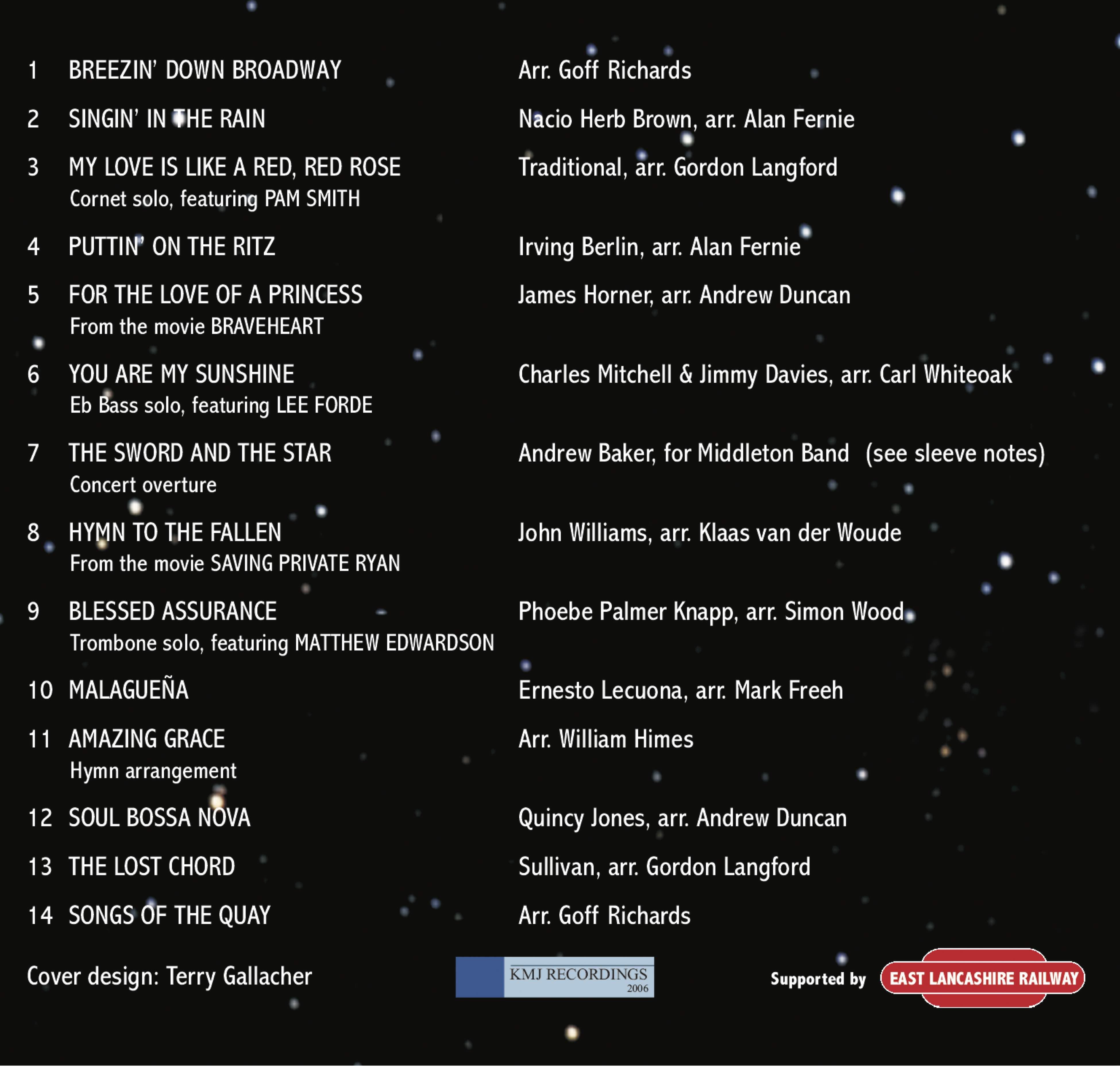 CD's - Middleton Band